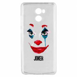 Чехол для Xiaomi Redmi 4 Joker face