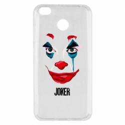 Чехол для Xiaomi Redmi 4x Joker face