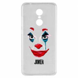 Чехол для Xiaomi Redmi 5 Joker face