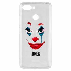 Чехол для Xiaomi Redmi 6 Joker face