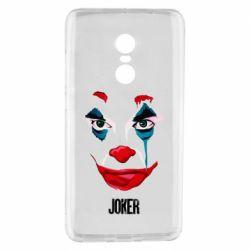 Чехол для Xiaomi Redmi Note 4 Joker face