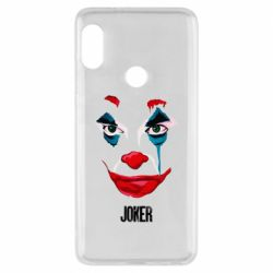 Чехол для Xiaomi Redmi Note 5 Joker face