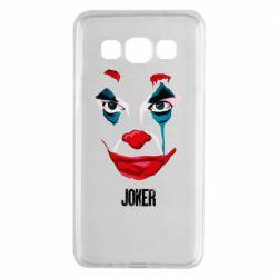 Чехол для Samsung A3 2015 Joker face