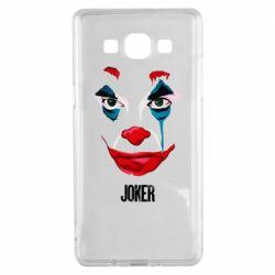 Чехол для Samsung A5 2015 Joker face
