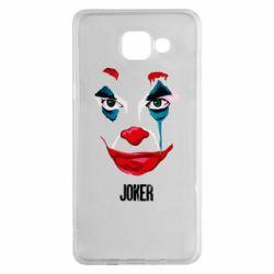Чехол для Samsung A5 2016 Joker face