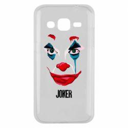 Чехол для Samsung J2 2015 Joker face