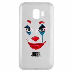 Чехол для Samsung J2 2018 Joker face