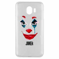 Чехол для Samsung J4 Joker face