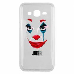 Чехол для Samsung J5 2015 Joker face