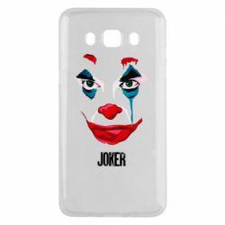 Чехол для Samsung J5 2016 Joker face