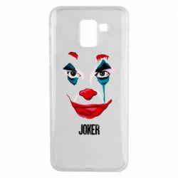 Чехол для Samsung J6 Joker face