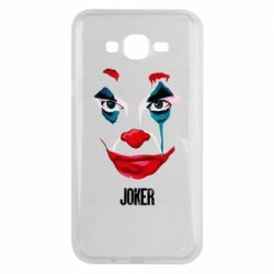 Чехол для Samsung J7 2015 Joker face
