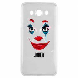 Чехол для Samsung J7 2016 Joker face