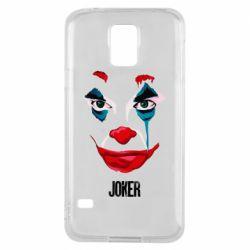 Чехол для Samsung S5 Joker face