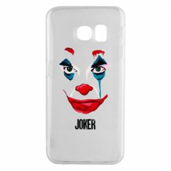 Чехол для Samsung S6 EDGE Joker face