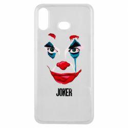 Чехол для Samsung A6s Joker face