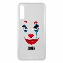 Чехол для Samsung A7 2018 Joker face