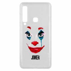 Чехол для Samsung A9 2018 Joker face