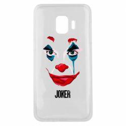 Чехол для Samsung J2 Core Joker face