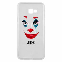 Чехол для Samsung J4 Plus 2018 Joker face