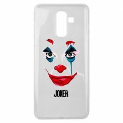 Чехол для Samsung J8 2018 Joker face