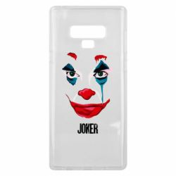 Чехол для Samsung Note 9 Joker face