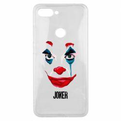 Чехол для Xiaomi Mi8 Lite Joker face