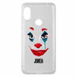 Чехол для Xiaomi Redmi Note 6 Pro Joker face