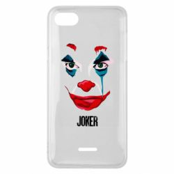 Чехол для Xiaomi Redmi 6A Joker face