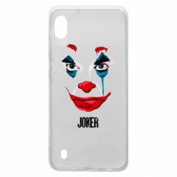 Чехол для Samsung A10 Joker face