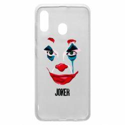 Чехол для Samsung A20 Joker face