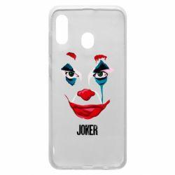Чехол для Samsung A30 Joker face