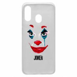 Чехол для Samsung A40 Joker face