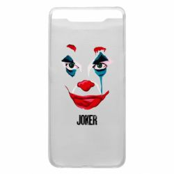 Чехол для Samsung A80 Joker face
