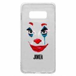 Чехол для Samsung S10e Joker face