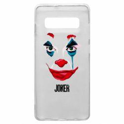 Чехол для Samsung S10+ Joker face