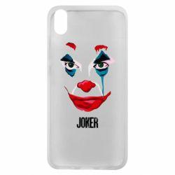 Чехол для Xiaomi Redmi 7A Joker face