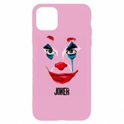 Чехол для iPhone 11 Joker face