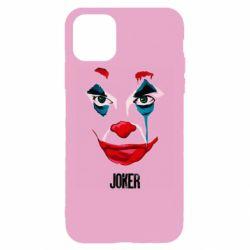 Чехол для iPhone 11 Pro Max Joker face