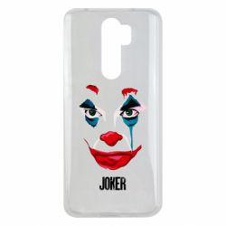 Чехол для Xiaomi Redmi Note 8 Pro Joker face