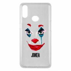 Чехол для Samsung A10s Joker face