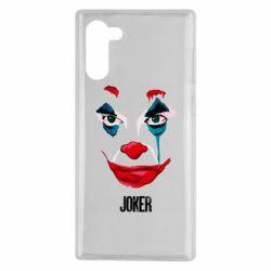 Чехол для Samsung Note 10 Joker face