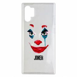 Чехол для Samsung Note 10 Plus Joker face