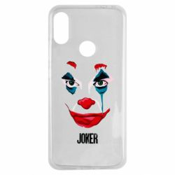 Чехол для Xiaomi Redmi Note 7 Joker face