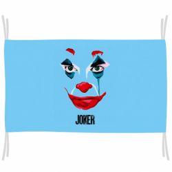 Флаг Joker face