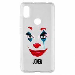 Чехол для Xiaomi Redmi S2 Joker face