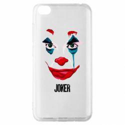 Чехол для Xiaomi Redmi Go Joker face