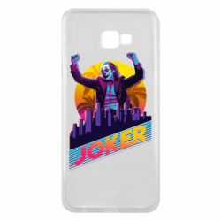 Чехол для Samsung J4 Plus 2018 Joker neon