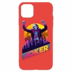 Чехол для iPhone 11 Joker neon