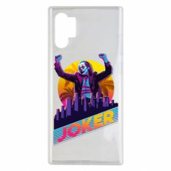 Чехол для Samsung Note 10 Plus Joker neon